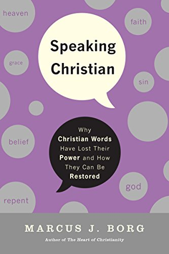 the perception of christianity in marcus borgs speaking christian Blog 2010 q4 : me from my mac 2010-12-31-09-30 david bebber for the times prayers in luton islam in europe the telegraph the pew forum on religion and public life.
